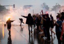 صورة تويتر يهاجم ترامب مجددا: تغريدته عن المحتجين بمينيابوليس ووصفهم بالبلطيجة تؤجج العنف