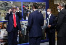 صورة رغم أزمة كورونا.. ترامب يعلن تنظيم تجمعات انتخابية بأماكن مفتوحة