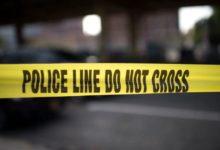 صورة شاب يتعرض للقتل بالرصاص بالقرب من منزله في بروكلين