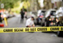 صورة العثور على رجل وامرأة عاريان مقتولان داخل جراج منزل ببروكلين