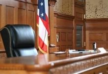 صورة محكمة أمريكية تقضي بالسجن 212 عام على مصري قتل طفليه ليحصل على مبلغ التأمين