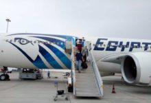 صورة مصر تلغى اختبار الدم للركاب بالمطار وتكتفى بقياس درجات الحرارة