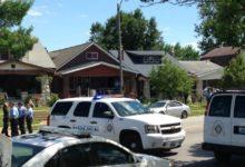 صورة إصابة 4 رجال شرطة في إطلاق نار خلال أعمال شغب بسانت لويس الأمريكية