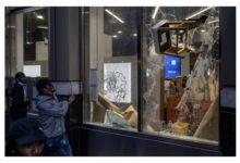 صورة عمدة نيويورك يعدل مواعيد حظر التجول مع تصاعد أعمال نهب المتاجر في المدينة