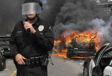 صورة ارتفاع عدد قتلى الاحتجاجات الأمريكية إلى 10 أشخاص