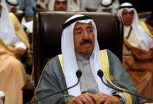 صورة الكشف عن حالة أمير الكويت الصحية بعد وصوله إلى الولايات المتحدة