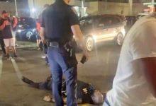 صورة سائق مخمور يصدم رقيب شرطة بمانهاتن