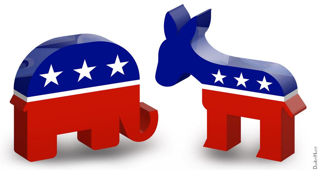 دليلك الكامل لمعرفة كل الفروقات بين الجمهوريين والديموقراطيين