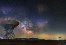 صورة تكتم أمريكي حول إشارة فضائية غامضة تنبأ بها أينشتاين