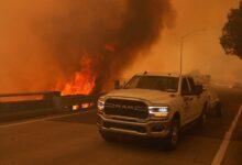 صورة كورونا والبطالة والحرائق.. كوارث تطيح بولاية كاليفورنيا فى 2020