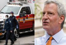 صورة رئيس طوارئ نيويورك يهاجم قرار بلاسيو بتخفيض 22 ألف وظيفة بالقطاع ويؤكد: سيموت الناس فى الشوارع