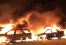 صورة بالفيديو.. حرب شوارع فى ويسكونسن بين الحرس الوطنى ومحتجين ضد حادث جايكوب بلايك
