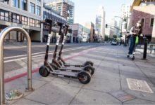 صورة دراجات السكوتر تغزو نيويورك مع تفشي وباء كورونا