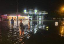 صورة 254 ألف أمريكى بنورث كارولينا بلا كهرباء بسبب إعصار إيسياس
