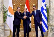 صورة ما الذى يترتب على اتفاقية مصر واليونان البحرية ؟