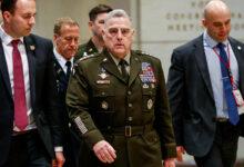 صورة الجيش الأمريكي يعلق على احتمالية تدخله في تسوية أي نزاع انتخابي