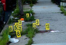 صورة مقتل شاب برصاصة بالرأس  في حادث إطلاق نار ببروكلين