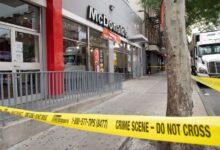 صورة القبض على 3 مشتبه بهم في قتل شخص وإلقاء جثته على سطح «ماكدونالدز» ببرونكس