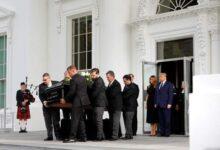 صورة بالفيديو والصور.. ترامب يودع شقيقة روبرت من البيت الأبيض