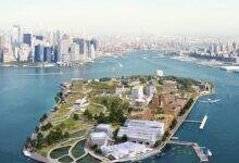 صورة نيويورك تطور مركزًا لأبحاث تغير المناخ على مساحه 4 ملايين قدم فى جزيرة جفرنرز آيلاند