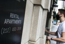 صورة تقرير : أكثر من 15 ألف شقة إيجار شاغرة فى مانهاتن خلال شهر أغسطس