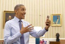 صورة أوباما ينشر رقم هاتفه الشخصي ويدعو الأمريكيين لمراسلته