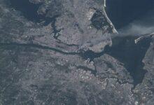صورة ناسا تشارك فى إحياء ذكرى أحداث 11 سبتمبر بصور من الفضاء