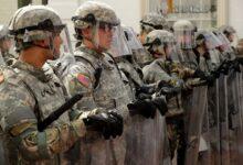 صورة تقارير: استعدادات لقوات الحرس الوطنى بتكساس للانتشار قبل انتخابات الثالث من نوفمبر