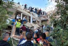 صورة بالفيديو والصور.. 17 قتيلا ومئات الجرحى فى سلسة زلازل تضرب تركيا بقوة 6.6 درجات