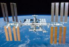 صورة ما خطورة تسرب الهواء فى المحطة الفضائية الدولية؟ رائد فضائى يجيب