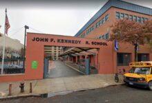 صورة نيويورك تغلق مدرسة جون إف كينيدى أسبوعين بعد اكتشاف إصابتين بفيروس كورونا