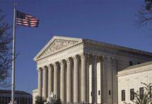 صورة المحكمة الأمريكية العليا: نعتزم فرض قيود على الجرين كارد
