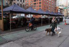 صورة مطاعم نيويورك ترفع دعوى قضائية ضد حاكم الولاية احتجاجا على حظر تناول الطعام بالأماكن المغلقة