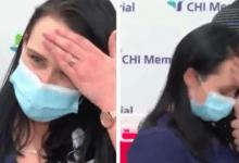 صورة بالفيديو.. ممرضة بولاية تينيسي تغيب عن الوعي بعد تلقيها لقاح فايزر والأطباء يوضحون