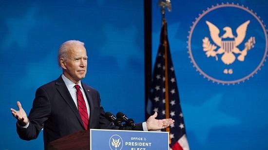 صورة لجنة تنصيب الرئيس الأمريكي: بايدن سيؤدي اليمين في حفل افتراضي