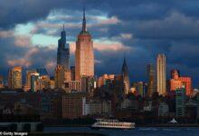 صورة بلاغ كاذب بوجود قنبلة ستنفجر في مبنى إمباير ستيت في نيويورك