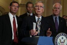 صورة زعيم الجمهوريين بمجلس الشيوخ يعترف بفوز بايدن