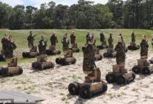صورة الجيش الأمريكى يطور «أعداء الكترونيين»