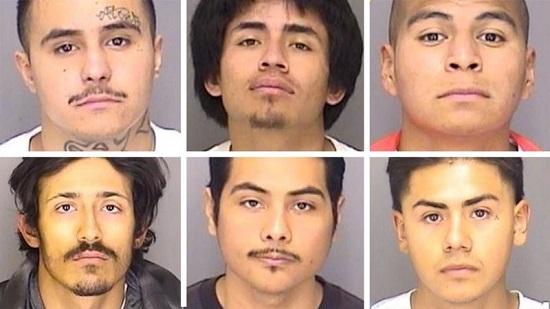 صورة هروب 6 سجناء شديدى الخطورة باستخدام ملاءات الأسرّة من سجن فى ولاية كاليفورنيا