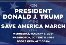 صورة ترامب على تويتر: سألقى كلمة الساعة 11 صباحا وهناك ستكون حشود غفيرة
