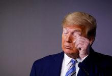 صورة استطلاع.. غالبية الأمريكيين يرغبون فى عزل ترامب على الفور