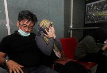 صورة تحطم طائرة ركاب إندونيسية على متنها 62 راكب