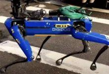 صورة بالفيديو.. شرطة نيويورك تستخدم روبوت في عملية اقتحام منزل في برونكس