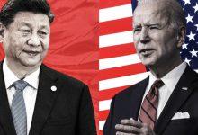 صورة تفاصيل أول مكالمة بين الرئيسين الأمريكي والصيني.. بايدن يعرب عن قلقه بشأن مسلمي الأويغور