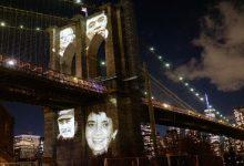 صورة نيويورك تكرم 30 ألفا من سكانها راحوا ضحية كورونا