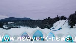 صورة سحر الثلج.. فندق الجليد الكندى يبهر العالم بأحدث صيحات الموضة