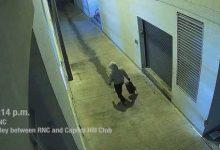 صورة بالفيديو.. «إف بي آي» ينشر مقطع فيديو يظهر مشتبها به يزرع قنابل قرب الكونغرس