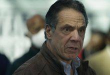 صورة بايدن يطالب حاكم نيويورك بالاستقالة من منصبه