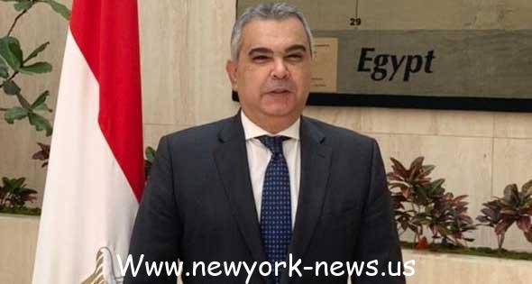 صورة السفير المصري بواشنطن: أمريكا وحدها قادرة على إنقاذ مفاوضات سد النهضة