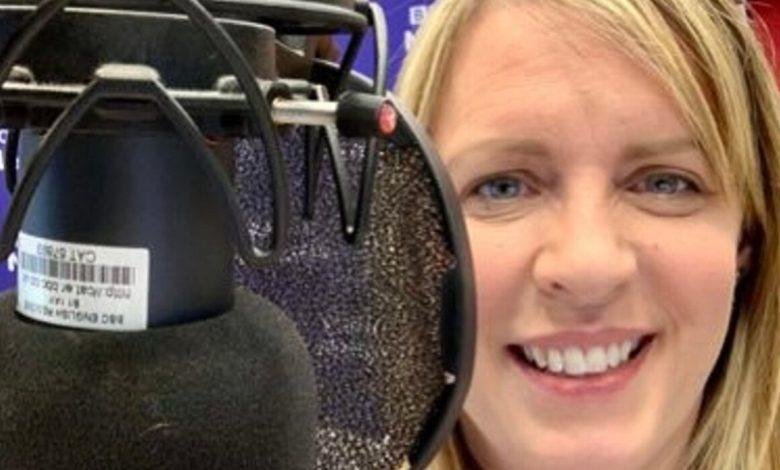 صورة وفاة مذيعة في BBC بعد تلقيها لقاح أسترازينيكا المضاد لكورونا
